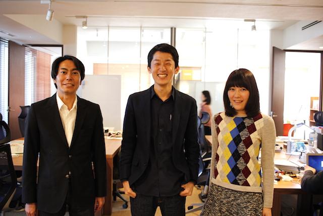 左から:インキュベイトファンド代表パートナー和田 圭祐氏、プライマルキャピタル代表パートナー佐々木 浩史氏、