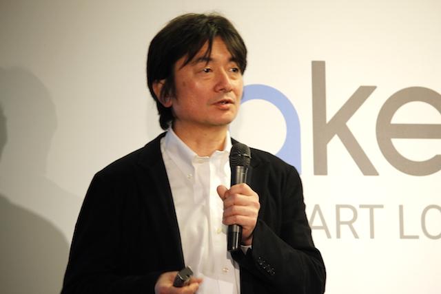 NTT ドコモ・ベンチャーズ 代表取締役社長 栄藤稔氏