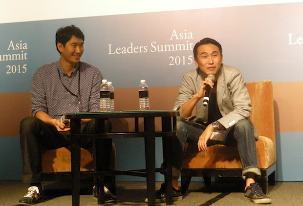 asia-leaders-summit-2014-session4-satomi-ozawa