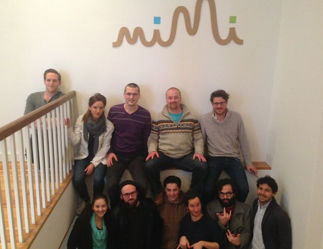 mimiのチーム。