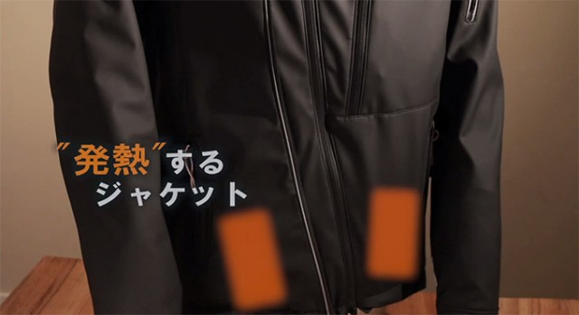 HALOS Heated Jacket