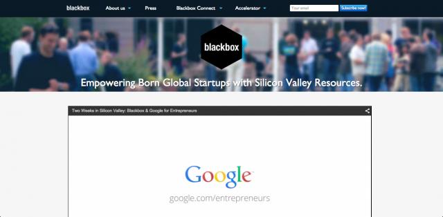 Blackbox-Google