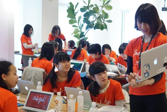 Code-Girls-mentors