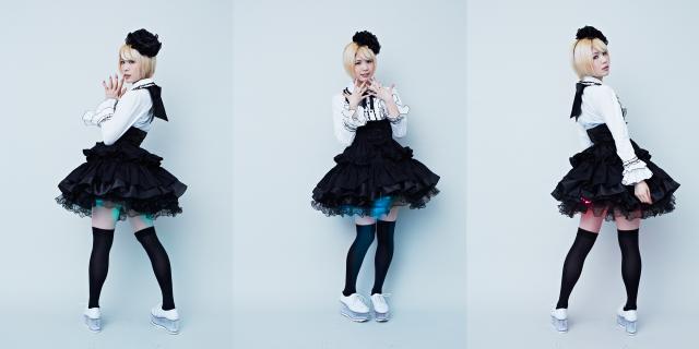 Makuakeでプロジェクトを開始した「光るスカート」