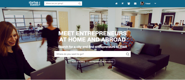 Startuptravels