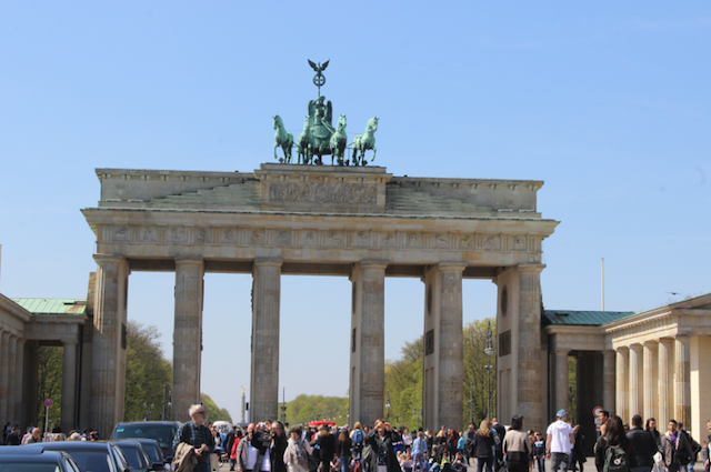 Above: Berlin's Brandenburg gate. Image Credit: Dean Takahashi