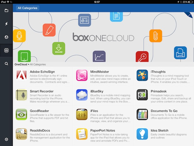 Box OneCloud