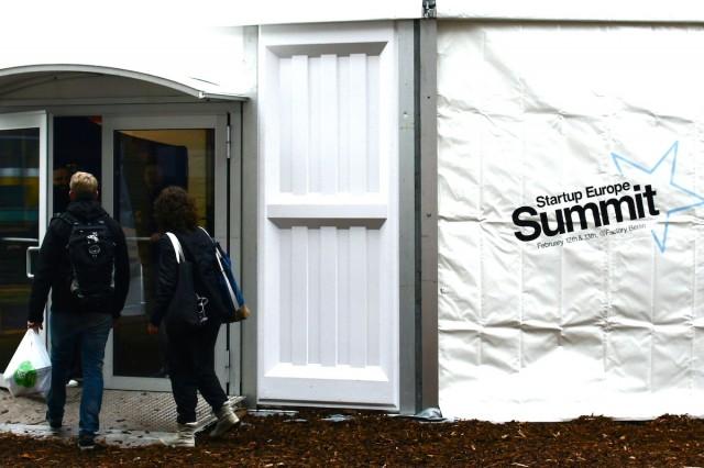2015年2月12日、13日にベルリンで開催されたStartup Europe Summit