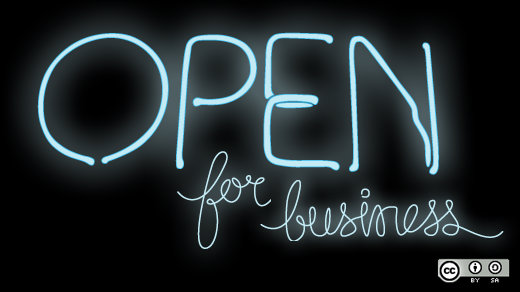 Building an open source business by Libby Levi licensed CC BY-SA