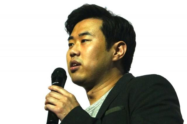 K Cube Venturesの創業者でCEOのイム・ジフン氏