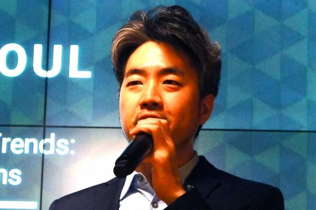 2015年3月、Google Campus Seoulの代表に就任したイム・ジョンミン氏