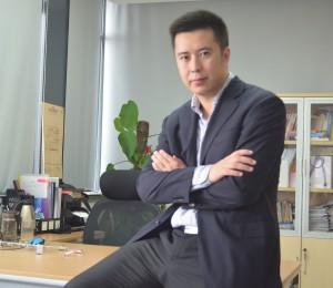 Suhehui founder, Darren Luo