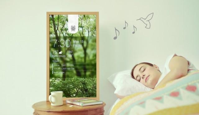 Atmoph-Window-alarm-clock