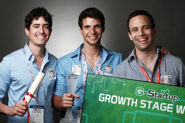 Image Credit: Israeli-based Visualead following their win at GMIC Beijing 2013.