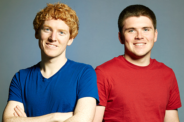 Patrick & John