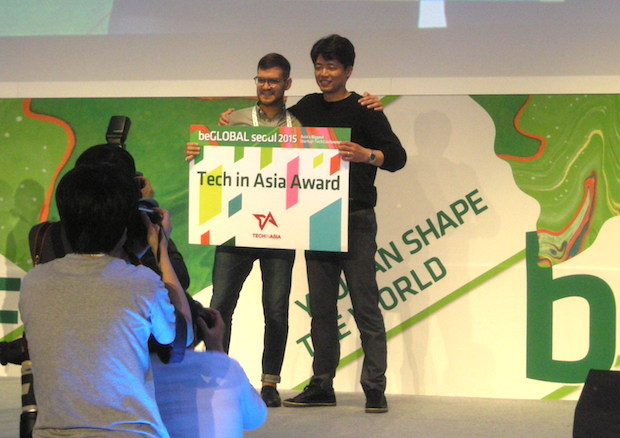 beglobal-seoul-2015-startup-battle-techinasia-award-winner