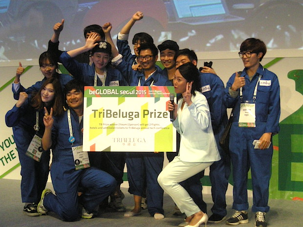 beglobal-seoul-2015-startup-battle-tribeluga-award-winner