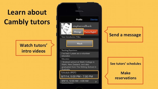 cambly-list-of-tutor-profile