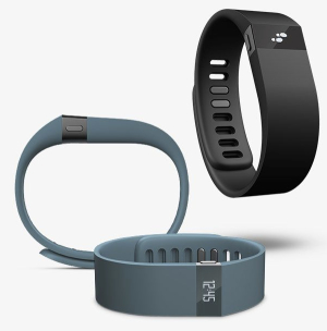 Above: Fitbit's Force Image Credit: Fitbit