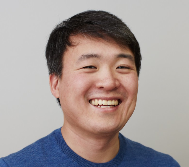 Above: Fitbit founder and CEO James Park Image Credit: Fitbit