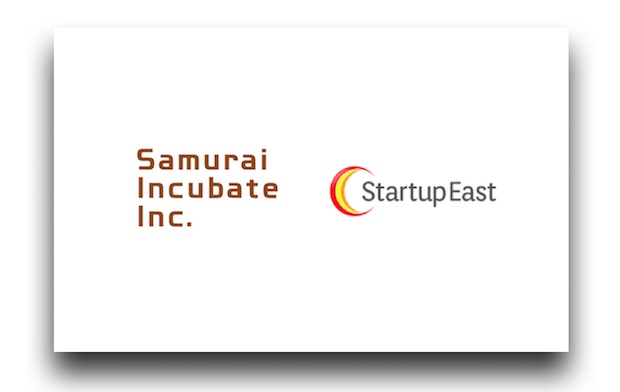 samurai-incubate-startup-east_logos