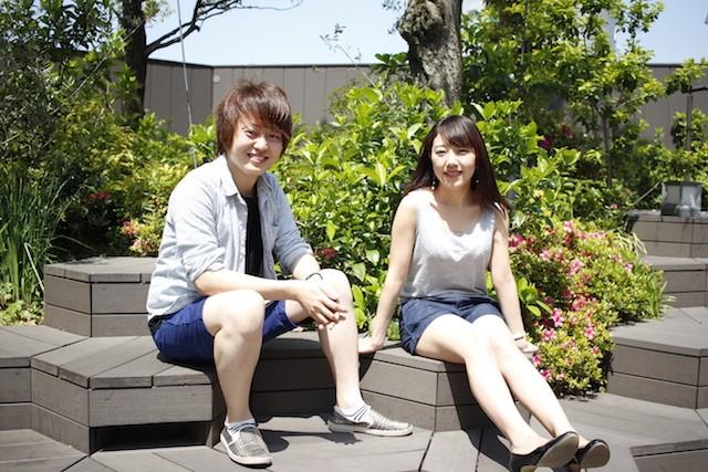 左からLIP代表取締役社長 松村有祐氏、LIP取締役 関口舞氏