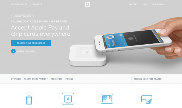 apple pay square