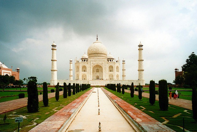 Taj Mahal, Agra, India by Tiberio Frascari, on Flickr