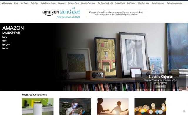 AmazonLaunchpad