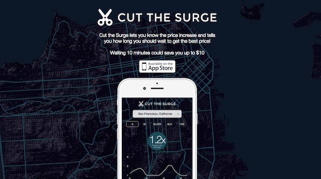 Cut the Surge