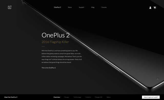 OnePlus 2   OnePlus.net