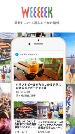 Weeeeek-app