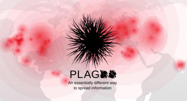 ソーシャルな要素を排除した情報拡散プラットフォーム「Plag**」