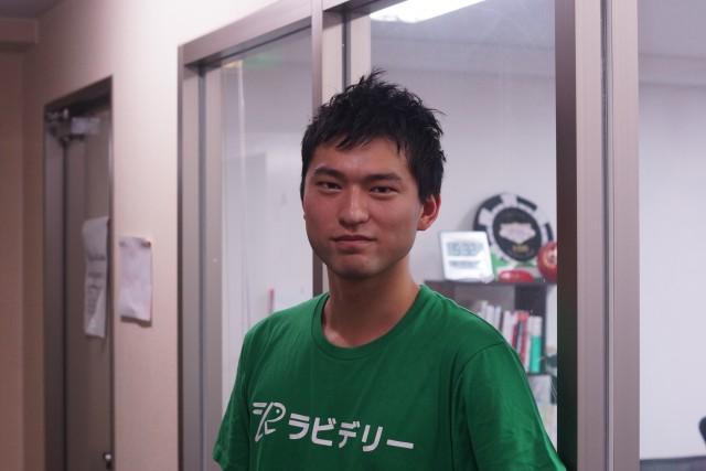 Goods Inc.のCEO 石川 聡彦さん
