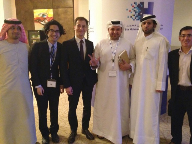 Innovation Arabia 8にて、アラブ地域からのカンファレンス参加者
