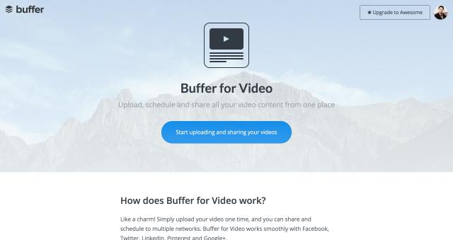 Buffer for Video