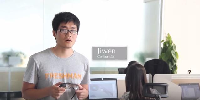 北京を拠点とするINSENTHのJiwenさん