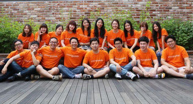 MangoPlateのチーム