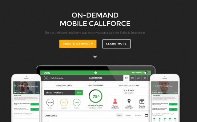 VOIQ_-_On-Demand_Callforce