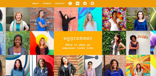 女性エンジニアの功績を紹介する「Wogrammer」