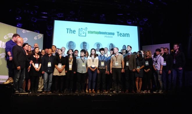 Startupbootcamp Mobileチーム