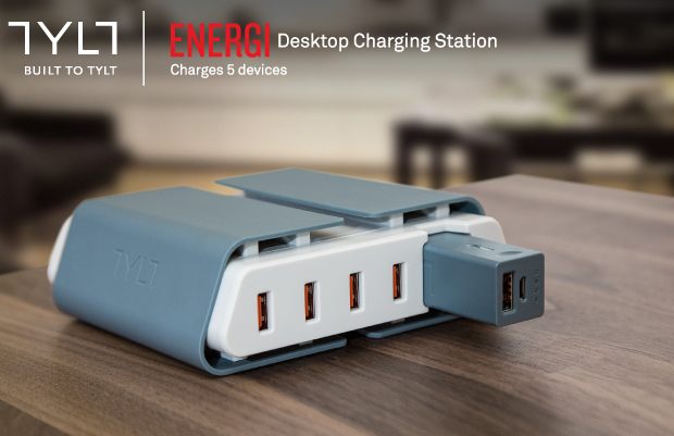 TYLT ENERGY Desktop Charging Station
