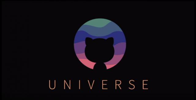 10月1日・2日に開催されたGitHub Universe