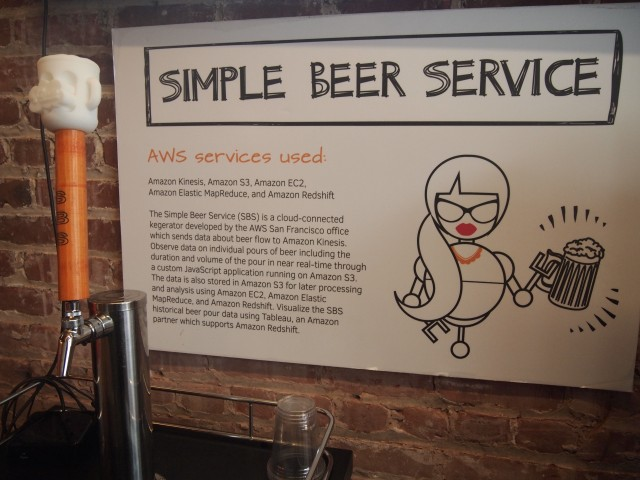 AWS-self-service-beer