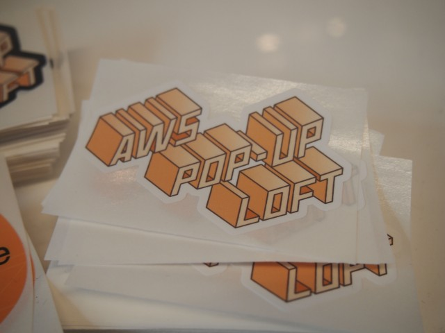 AWS-stickers