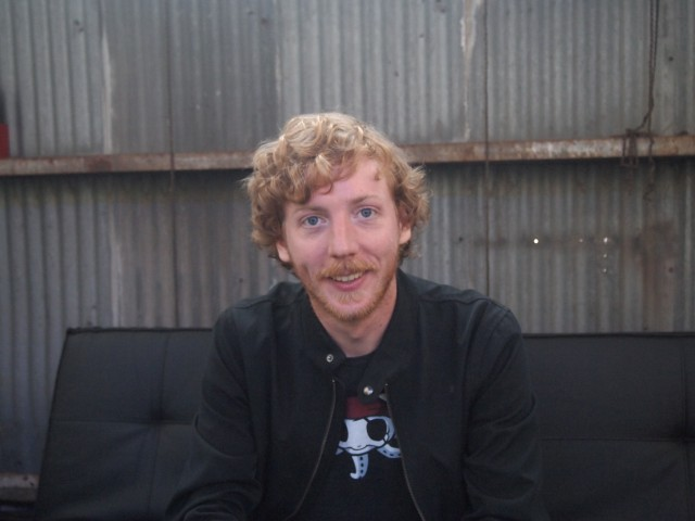 GitHub CEOのChris Wanstrathさん
