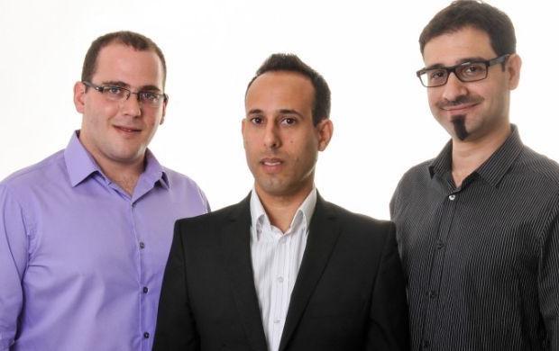 Cybereason の3人の創業者