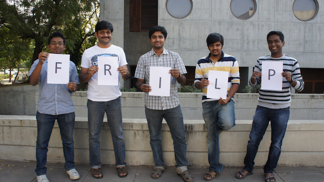 Above: Part of the Frilp team. Image Credit: Freshdesk