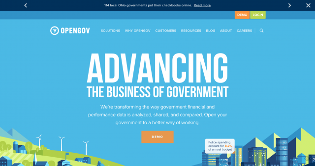 Government Financial Intelligence Transparency OpenGov