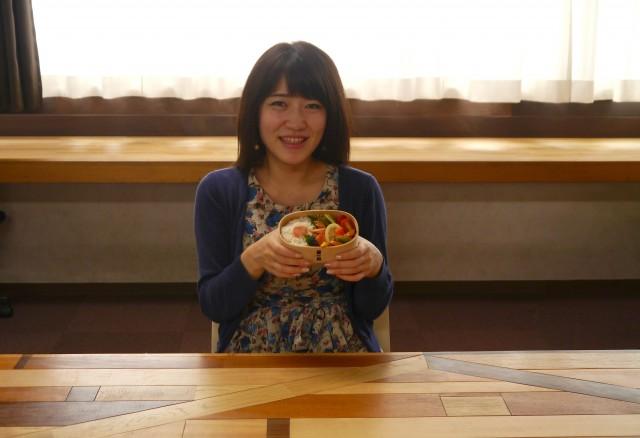 ObentoPark運営会社 代表の菊池有樹恵さん